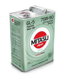 Трансмиссионное масло Mitasu Gear Oil GL-5 75W-90 (4 л.) MJ4104