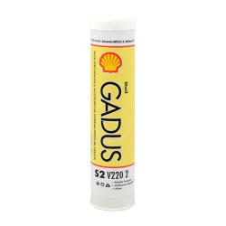 Смазка Shell Gadus S2 V220 2 (0,4 л.) 550028165