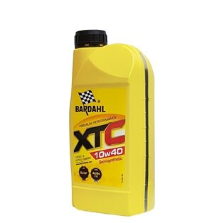 Моторное масло Bardahl XTC 10W-40 (1 л.) 36241
