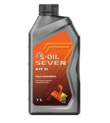 Трансмиссионное масло S-oil SEVEN ATF VI (1 л.) E107983