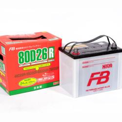 Аккумулятор Furukawa Battery Super Nova 68Ah 700A 257x170x225 п.п. (+-) 80D26R