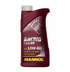 Моторное масло Mannol Racing + Ester 10W-60 (1 л.) 4036