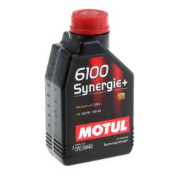 Моторное масло Motul 6100 Synergie + 5W-40 (1 л.) 103728