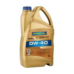 Моторное масло Ravenol SSL 0W-40 (5 л.) 1111108-005-01-999