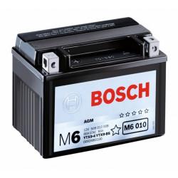 Аккумулятор Bosch M6 12V 8Ah 80A 152x88x106 п.п. (+-) 0092M60100