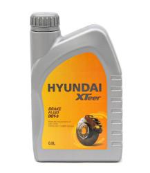Тормозная жидкость Hyundai (Kia) Xteer Brake Fluid DOT 3 (0,8 л.) 2010003