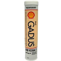 Смазка Shell Gadus S2 V220AC 2 (0,4 л.) 550028167