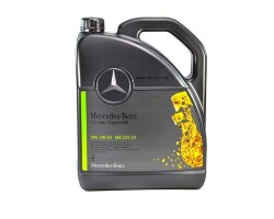 Моторное масло Mercedes MB229.52 EU 5W-30 (5 л.) A000989950213AMEE