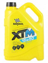 Моторное масло Bardahl XTM 15W-50 (5 л.) 36353