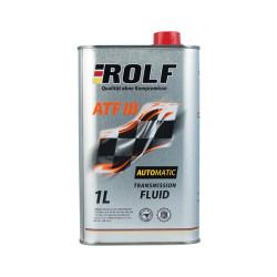 Трансмиссионное масло Rolf ATF III (1 л.) 322244