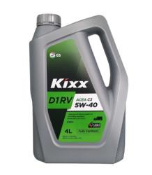 Моторное масло Kixx D1 RV C3 5W-40 (4 л.) L2013440E1