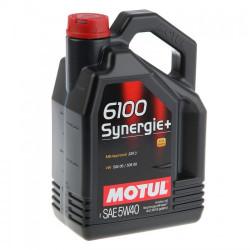 Моторное масло Motul 6100 Synergie + 5W-40 (4 л.) 106020