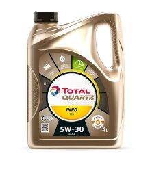 Моторное масло Total Quartz INEO ECS 5W-30 (4 л.) 151510