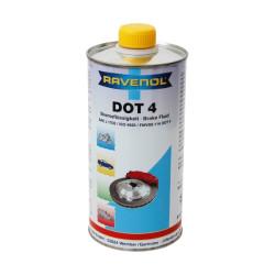 Тормозная жидкость Ravenol DOT 4 (1 л.) 1350601001