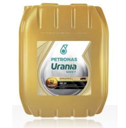 Моторное масло Petronas Urania 5000 F 5W-30 (20 л.) 71501RK1EU