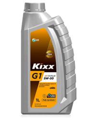 Моторное масло Kixx G1 5W-50 SN Plus (1 л.) L2103AL1E1