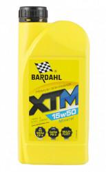Моторное масло Bardahl XTM 15W-50 (1 л.) 36351