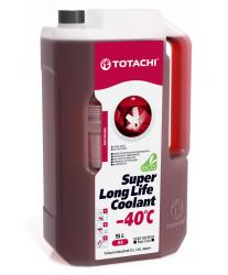 Охлаждающая жидкость Totachi Super Long Life Coolant -40C (5 л.) 4589904924842