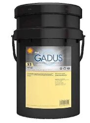 Смазка Shell Gadus S2 V100 2 (18 л.) 550028032