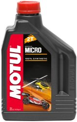 Масло двухтактное Motul 2T Micro (2 л.) 100184