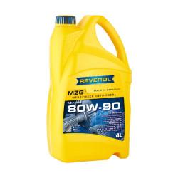Трансмиссионное масло Ravenol MZG 80W-90 (4 л.) 1223105004