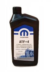 Трансмиссионное масло Chrysler Mopar ATF+4 (1 л.) 68218057AС