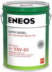 Моторное масло Eneos Super Diesel 10W-40 CG-4 (20 л.) Oil1327