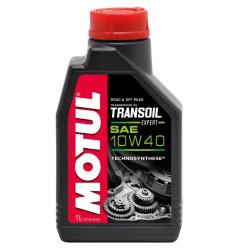 Трансмиссионное масло Motul Transoil Expert 2T 10W-40 (1 л.) 105895