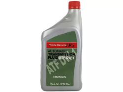 Трансмиссионное масло Honda ATF DW-1 (1 л.) 08200-9008