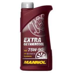 Трансмиссионное масло Mannol Extra Getriebeoel 75W-90 (1 л.) 1304