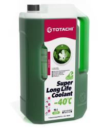 Охлаждающая жидкость Totachi Super Long Life Coolant -40C (5 л.) 4589904924767