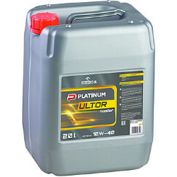 Моторное масло Orlen Oil Platinum Ultor Master 10W-40 (20 л.) QFS480K20
