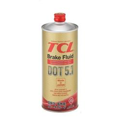 Тормозная жидкость TCL DOT 5.1 (1 л.) 3102