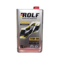 Трансмиссионное масло Rolf Transmission 75W-90 (1 л.) 322308
