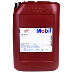 Гидравлическое масло Mobil NUTO H 32 (20 л.) 110950