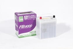 Аккумулятор Furukawa Battery FB9000 43Ah 380A 185x125x227 п.п. (+-) 46B19R