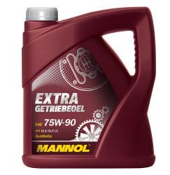 Трансмиссионное масло Mannol Extra Getriebeoel 75W-90 (4 л.) 1353
