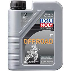 Масло двухтактное Liqui Moly Motorbike 2T Offroad (1 л.) 3065