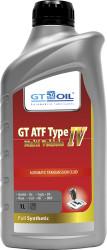 Трансмиссионное масло GT Oil GT ATF Type-IV Multi Vehicle (1 л.) 8809059407905