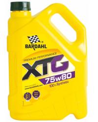 Трансмиссионное масло Bardahl XTG 75W-80 (5 л.) 36373