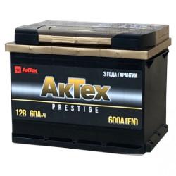 Аккумулятор АкТех Prestige 60Ah 600A 242x175x190 о.п. (-+) ATPRES603R
