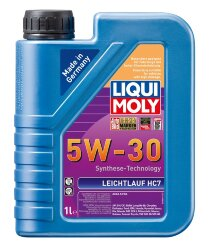 Моторное масло Liqui Moly Leichtlauf HC 7 5W-30 (1 л.) 8541