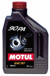 Трансмиссионное масло Motul 90 PA SAE 90 (2 л.) 100122