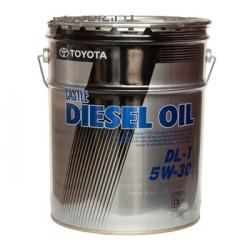 Моторное масло Toyota (Castle) Diesel Oil DL-1 5W-30 (20 л.) 08883-02803