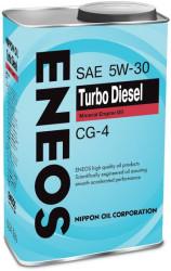 Моторное масло Eneos Turbo Diesel 5W-30 (1 л.) Oil1432