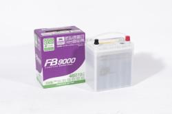 Аккумулятор Furukawa Battery FB9000 43Ah 380A 185x125x227 о.п. (-+) 46B19L