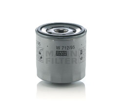 Фильтр масляный Mann-Filter W71295