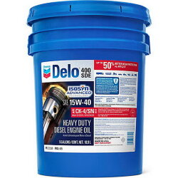 Моторное масло Chevron Delo 400 SDE 15W-40 (18,9 л.) 222290428