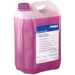 Охлаждающая жидкость SWAG G12+ (5 л.) 30919402