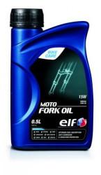 Масло вилочное Elf Moto Fork Oil 15W (0,5 л.) 111614